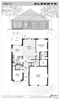 Alberta schematics