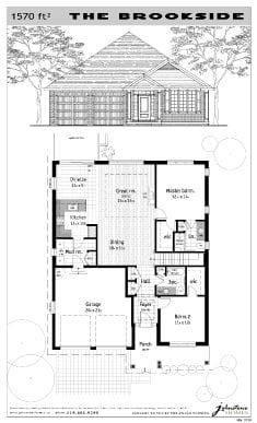 The Brookside schematics