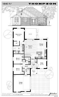 Thompson schematics