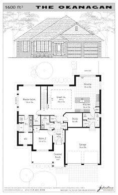 The Okanagan schematics