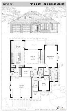 The Simcoe schematics