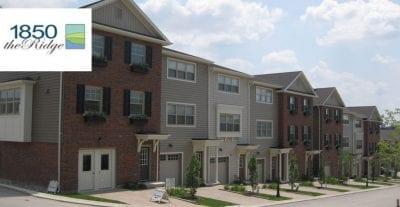 1850 the Ridge housing